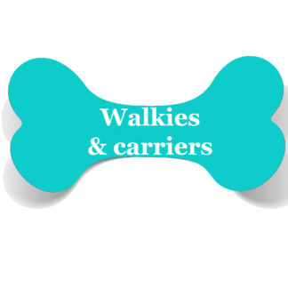 Walkies & Carriers